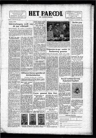 Rotterdamsch Parool / De Schiedammer 1946-11-23