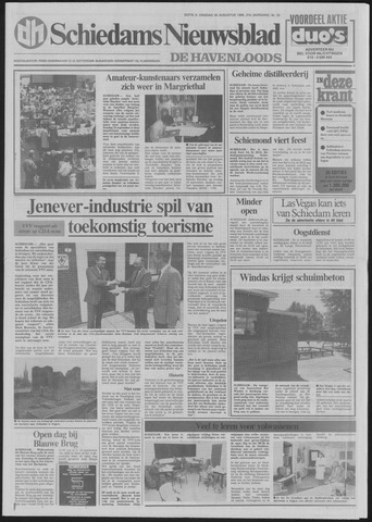 De Havenloods 1988-08-30