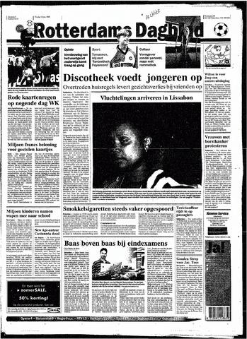 Rotterdamsch Nieuwsblad / Schiedamsche Courant / Rotterdams Dagblad / Waterweg / Algemeen Dagblad 1998-06-19
