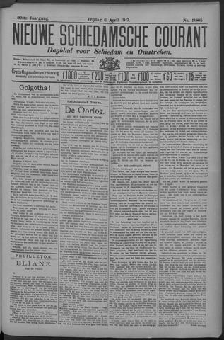 Nieuwe Schiedamsche Courant 1917-04-06
