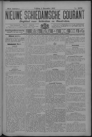 Nieuwe Schiedamsche Courant 1913-12-05