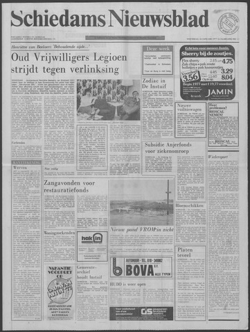 Schiedams Nieuwsblad 1977-01-26