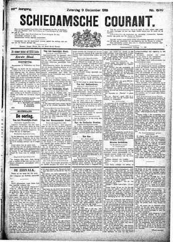 Schiedamsche Courant 1916-12-09