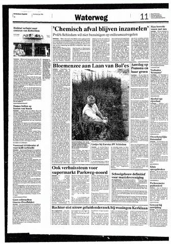 Rotterdamsch Nieuwsblad / Schiedamsche Courant / Rotterdams Dagblad / Waterweg / Algemeen Dagblad 1993-07-06