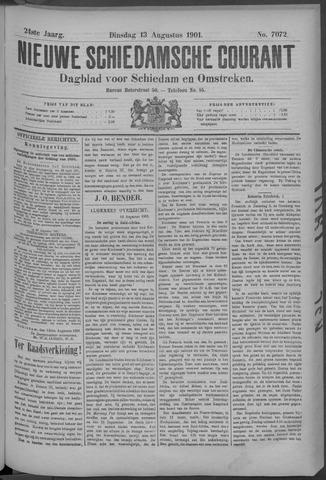 Nieuwe Schiedamsche Courant 1901-08-13