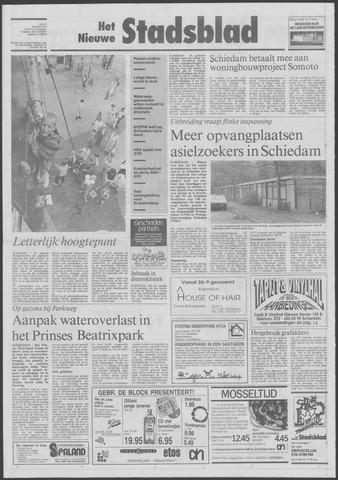 Het Nieuwe Stadsblad 1992-09-23