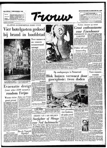 Trouw / De Rotterdammer 1959-12-07