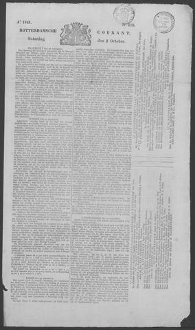Rotterdamse Courant 1841-10-02