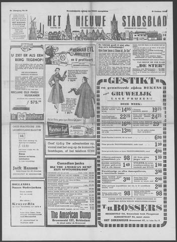 Het Nieuwe Stadsblad 1952-10-31