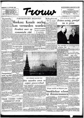 Trouw / De Rotterdammer 1959-01-27