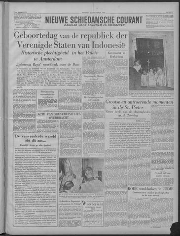 Nieuwe Schiedamsche Courant 1949-12-27