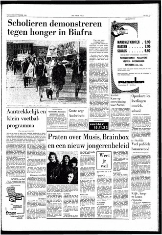 Het Vrije volk 1969-11-21