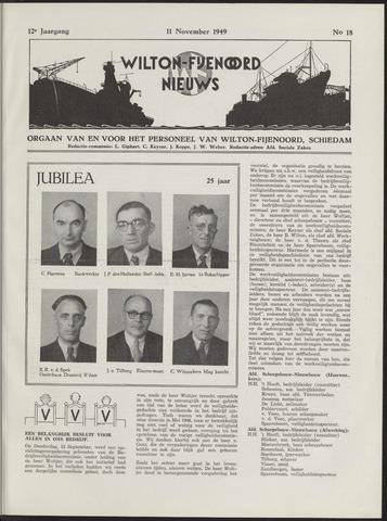 Wilton Fijenoord Nieuws 1949-11-01