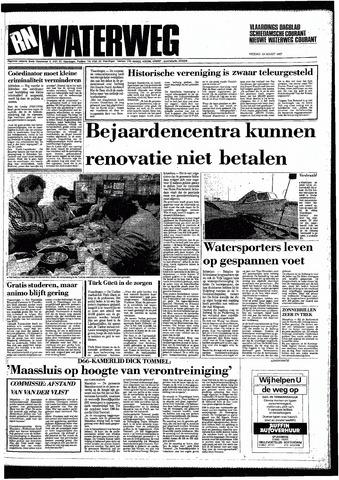 Rotterdamsch Nieuwsblad / Schiedamsche Courant / Rotterdams Dagblad / Waterweg / Algemeen Dagblad 1987-03-13