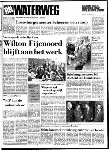 Rotterdamsch Nieuwsblad / Schiedamsche Courant / Rotterdams Dagblad / Waterweg / Algemeen Dagblad 1983-12-23
