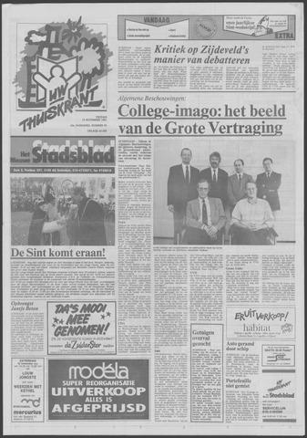 Het Nieuwe Stadsblad 1991-11-15