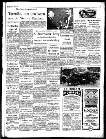 Rotterdamsch Parool / De Schiedammer 1963-05-15