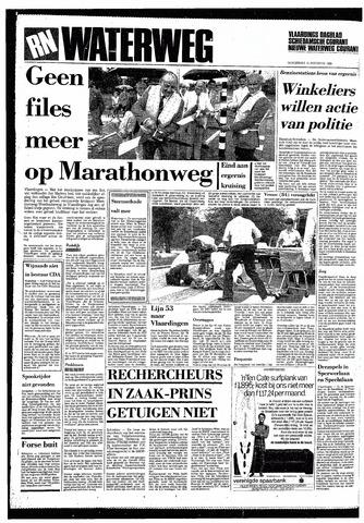 Rotterdamsch Nieuwsblad / Schiedamsche Courant / Rotterdams Dagblad / Waterweg / Algemeen Dagblad 1985-08-15