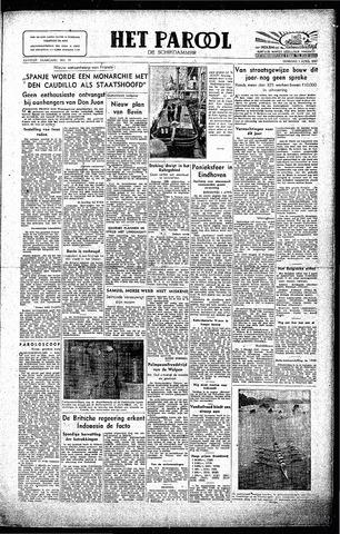 Rotterdamsch Parool / De Schiedammer 1947-04-01