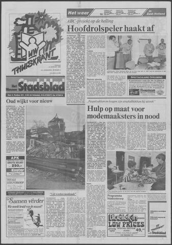 Het Nieuwe Stadsblad 1989-01-13