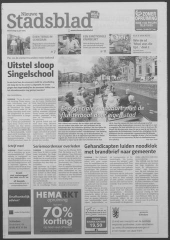 Het Nieuwe Stadsblad 2015-07-29