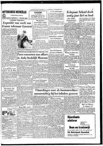 Rotterdamsch Nieuwsblad / Schiedamsche Courant / Rotterdams Dagblad / Waterweg / Algemeen Dagblad 1966-11-17