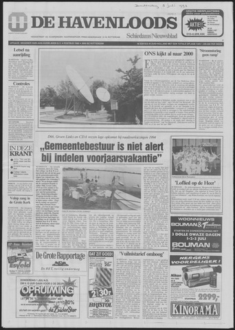 De Havenloods 1993-07-01