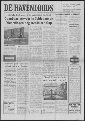 De Havenloods 1969-07-03