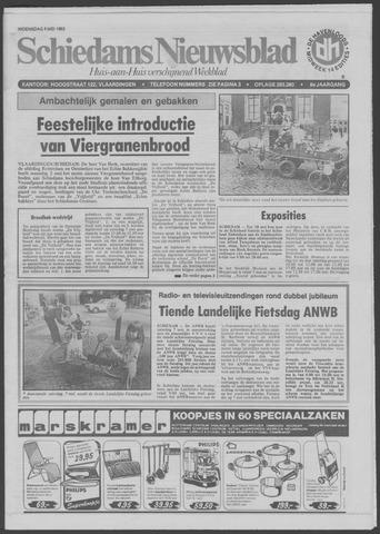 Schiedams Nieuwsblad 1983-05-04