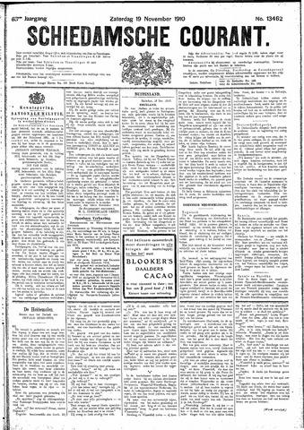 Schiedamsche Courant 1910-11-19