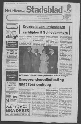 Het Nieuwe Stadsblad 1981-04-29