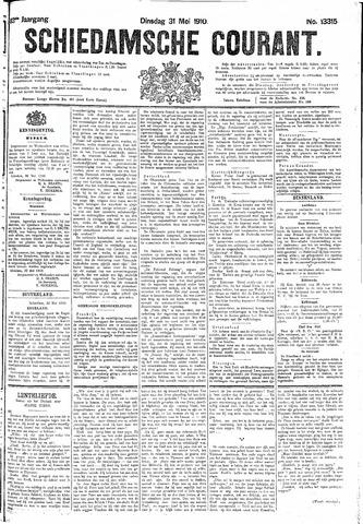 Schiedamsche Courant 1910-05-31