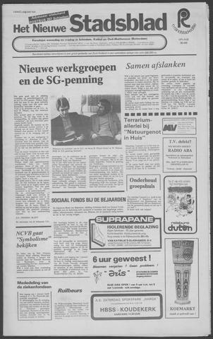 Het Nieuwe Stadsblad 1976