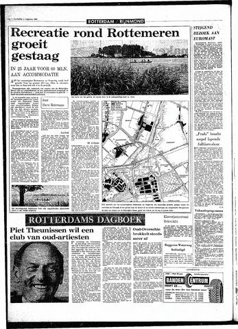 Rotterdamsch Parool / De Schiedammer 1968-08-01