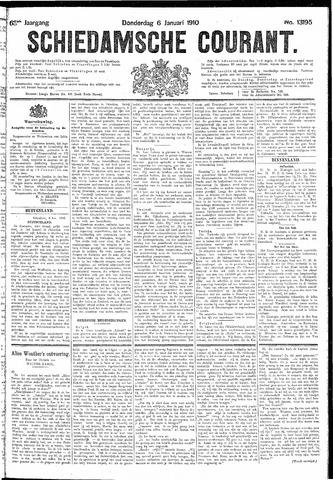 Schiedamsche Courant 1910-01-06