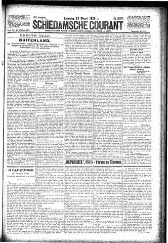 Schiedamsche Courant 1929-03-23
