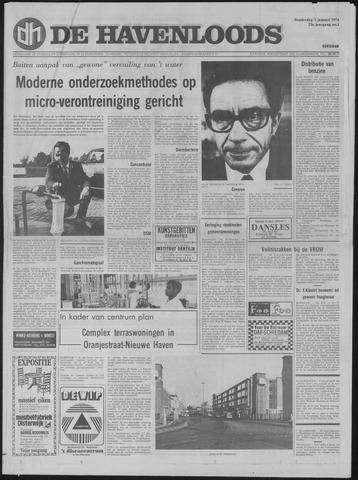 De Havenloods 1974-01-03