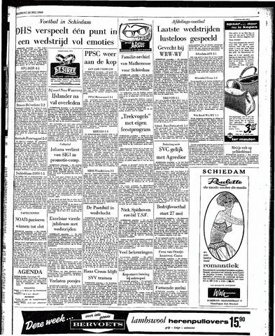 Rotterdamsch Parool / De Schiedammer 1963-05-20