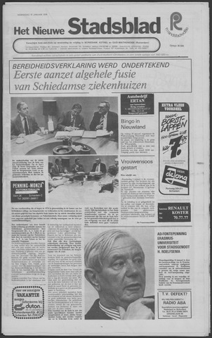 Het Nieuwe Stadsblad 1978-01-18