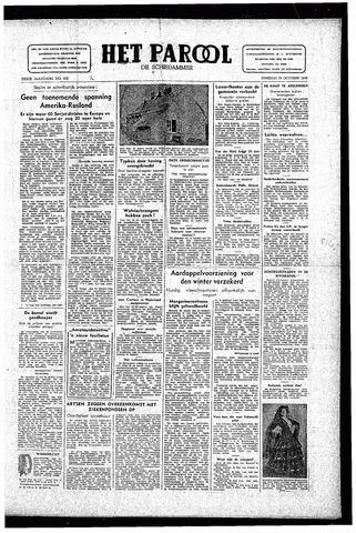 Rotterdamsch Parool / De Schiedammer 1946-10-29