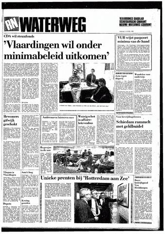 Rotterdamsch Nieuwsblad / Schiedamsche Courant / Rotterdams Dagblad / Waterweg / Algemeen Dagblad 1985-04-19