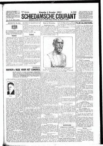 Schiedamsche Courant 1929-12-04