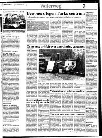 Rotterdamsch Nieuwsblad / Schiedamsche Courant / Rotterdams Dagblad / Waterweg / Algemeen Dagblad 1991-12-30