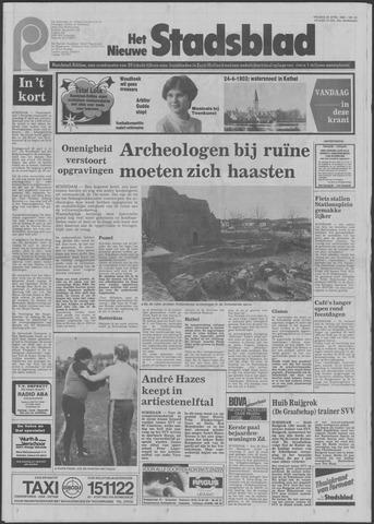 Het Nieuwe Stadsblad 1983-04-22