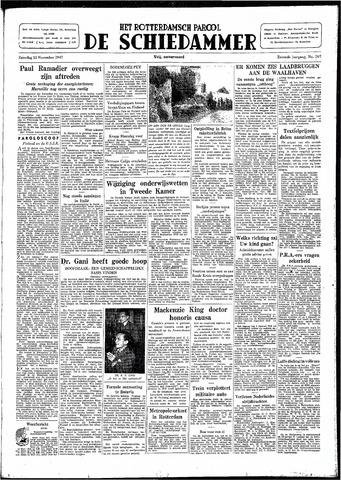Rotterdamsch Parool / De Schiedammer 1947-11-15