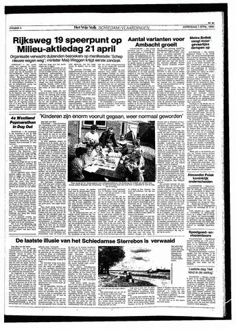 Het Vrije volk 1990-04-07