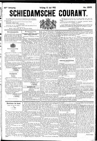 Schiedamsche Courant 1912-07-12