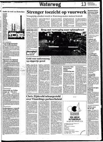 Rotterdamsch Nieuwsblad / Schiedamsche Courant / Rotterdams Dagblad / Waterweg / Algemeen Dagblad 1991-12-06