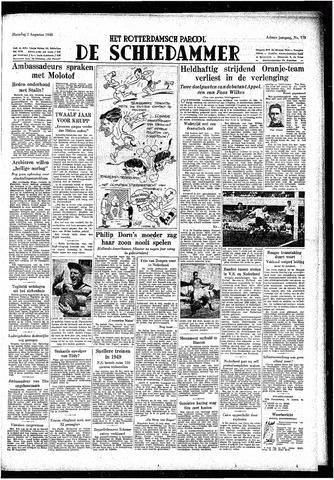 Rotterdamsch Parool / De Schiedammer 1948-08-02
