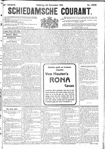 Schiedamsche Courant 1912-11-23